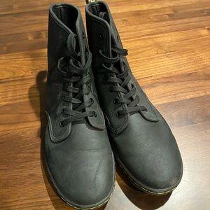 Women's Dr. Martens Shoreditch black boots size 10